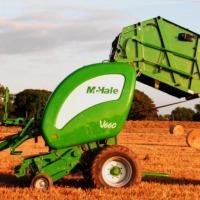 Prasa zmiennokomorowa McHale V660 - trwałość w przyzwoitej cenie !  - zdjęcie 1