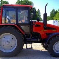 Ciągnik Rolniczy Marki  BELARUS  MTZ 1221.4   - zdjęcie 1