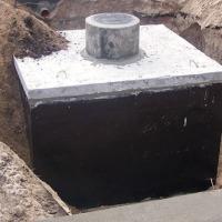 szambo szamba betonowe, zbiornik na ścieki (szambo), deszczówkę, gnojówkę i gnojowicę - zdjęcie 1