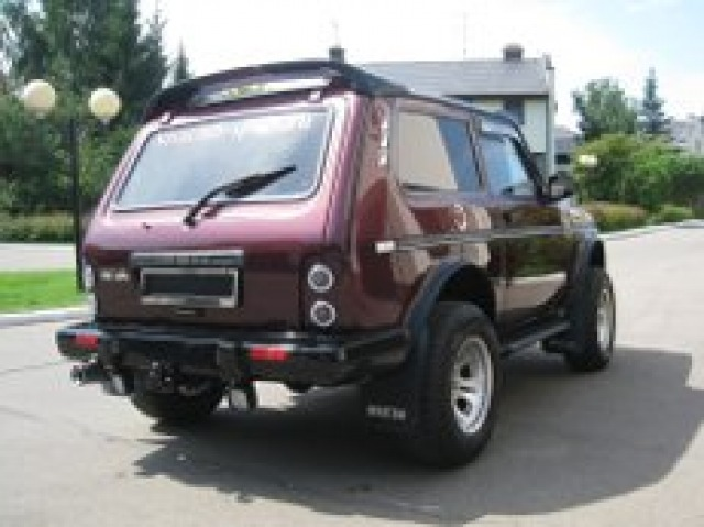 File type previous photo niva 4x4 3d tuning 1
