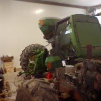 John Deere naprawa serwis zachodnich ciągników rolniczych - zdjęcie 1