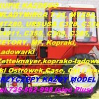 Kupie Władymirca T-25 Ursusa C-325 C-328 C-330 C-330M C4011 C355 C360 C380 C385 C902 C912 C914 MTZ80, MTZ82, Białoruś, Pronar 82,1025, Belarus, Zetor 5211 7211 MF235, MF255 Przyczepę Wywrotkę lub Sztywną, Kombajn Buraczny Ziemniaczny, cebuli,prasę kostkuj - zdjęcie 1