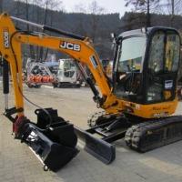 JCB 8030   koparka - zdjęcie 1