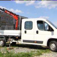 Dźwig na samochód dostawczy - zdjęcie 1