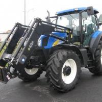 2008 New Holland T6070 - zdjęcie 1