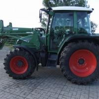 Fendt 309 CI   ciagnik rolniczy - zdjęcie 1