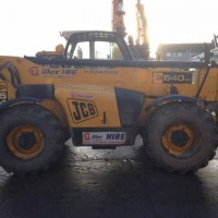 JCB 540 -170 2008 - zdjęcie 1