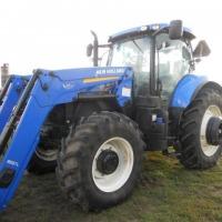 2012 New Holland T7.210 - zdjęcie 1