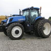 2012 New Holland T7.250 - zdjęcie 1