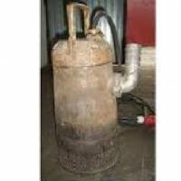 Pompa górnicza PA 1 do wody brudnej i szlamu - zdjęcie 1