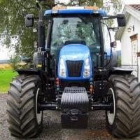 Ciągniki rolnicze New Holland TSA 110 Diesel 4WD 950 ? - zdjęcie 1