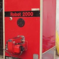 Robo Therm Piec na Olej Opałowy Nadmuchowy Robot 2000 Palnik Bentone - zdjęcie 1