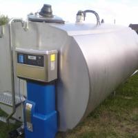 schładzaniki do mleka  o pojemności 2500 l   - zdjęcie 1