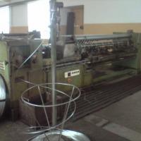 maszyna do produkcji siatki ślimakowej - zdjęcie 1