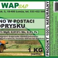 WAPNA W POSTACI OPRYSKU  - zdjęcie 1