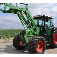 Fendt 409 Vario Farmer  ciagnik rolniczy - zdjęcie 1