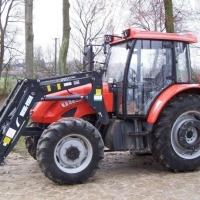 Ciągniki rolnicze Ursus 55 Loader z ładowaczem  - zdjęcie 1