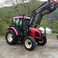 Ciągniki rolnicze Zetor 6441 - zdjęcie 1
