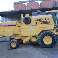 kombajn New Holland TC 56 - zdjęcie 1