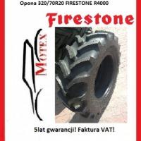 Opona Firestone 320/70R20 pod TURA! MTZ/CLASS - zdjęcie 1