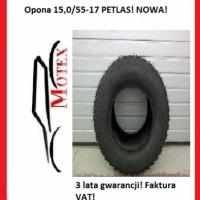 Opona 15.0/55-17 PETLAS 14PR! NOWA! Faktura VAT! - zdjęcie 1