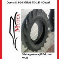 Opona 8,3-20 MITAS TD-13! NOWA! Fakura VAT! - zdjęcie 1