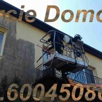 Mycie Domu Mycie Dachu Fasad Elewacji Mycie Kostki Brukowej tel. 600450863 tel. 600-450-863- - zdjęcie 1