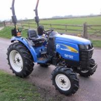 New Holland T1560 4WD  -  2012 - zdjęcie 1