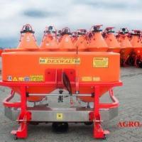 Rozsiewacz Nawozów Tornado 600L/850kg LIFT DEXWAL AGRO-ACTIV - zdjęcie 1