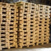 Ukraina.Skrzynie,opakowania euro,palety drewniane.Od 4,5 zl/szt.Oferujemy najwyzszej jakosci palety z drewna, opakowania transportowe,skrzynie,palety euro,przemyslowe wlasnej produkcji.Wedlug specyfikacji na zadany wymiar po obrobce termicznej.Stosujemy  - zdjęcie 1