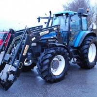 New Holland TM150 - zdjęcie 1