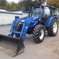 New Holland TL1c00A ciągnik  - zdjęcie 1