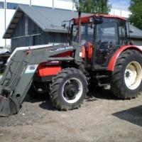 2004 Zetor 8540 - zdjęcie 1
