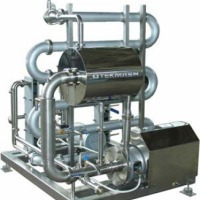 Equipment for pasteurizing juices, recovered fruit and vegetable drinks - zdjęcie 1