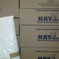Haypack szwedzkie worki do sianokiszonki producent gwarancja - zdjęcie 1