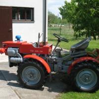 Traktorek ogrodniczy TZ - 4K - 14 - zdjęcie 1