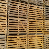 Skrzyniopalety wysokiej jakości drewniane 1200 x 1600 x 1150 NL zbijane i klejone - zdjęcie 1