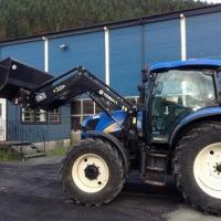 New Holland T 6060 - zdjęcie 1