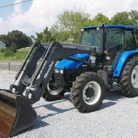 New Holland TL80 - zdjęcie 1