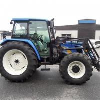 Traktor New Holland T505c0 - zdjęcie 1