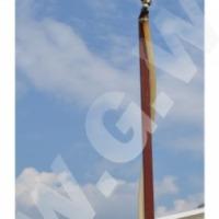 Lanca do dezynfekcji kurników, ferm, teleskopowa łamana - zdjęcie 1