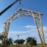 Drewniane konstrukcje szkieletowe - zdjęcie 1