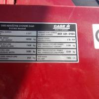 Case 521 kombajn  - zdjęcie 1