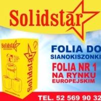 Folia do sianokiszonki Solidstar - zdjęcie 1