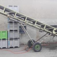 Taśmociąg 9 m regulowana wysokość - zdjęcie 1