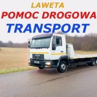 Autoalweta - Transport maszyn rolniczych, budowlanych, samochodów i innych - Laweta - Pomoc Drogowa - Wrzesiński Piotr - 536096639 - zdjęcie 1